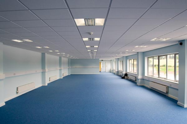 Commercial Drop Ceilings